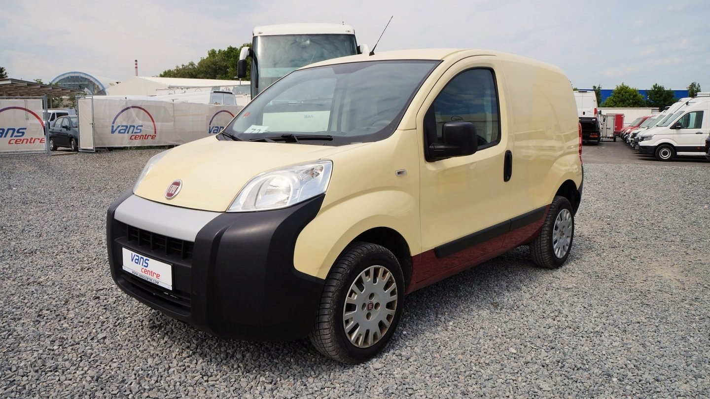 Fiat Fiorino 1.4/57kw CNG Natural Power