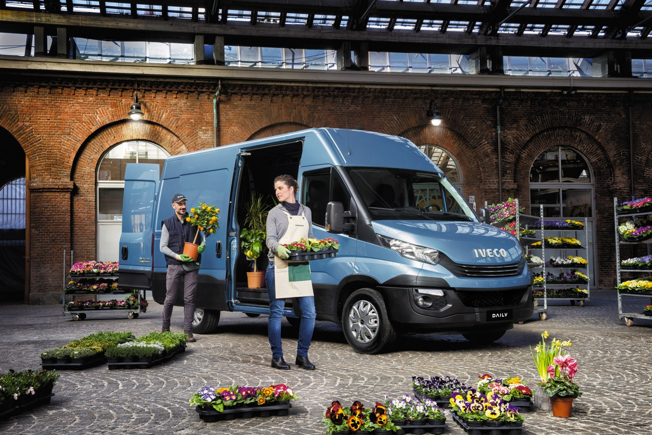 Profil: Iveco Daily
