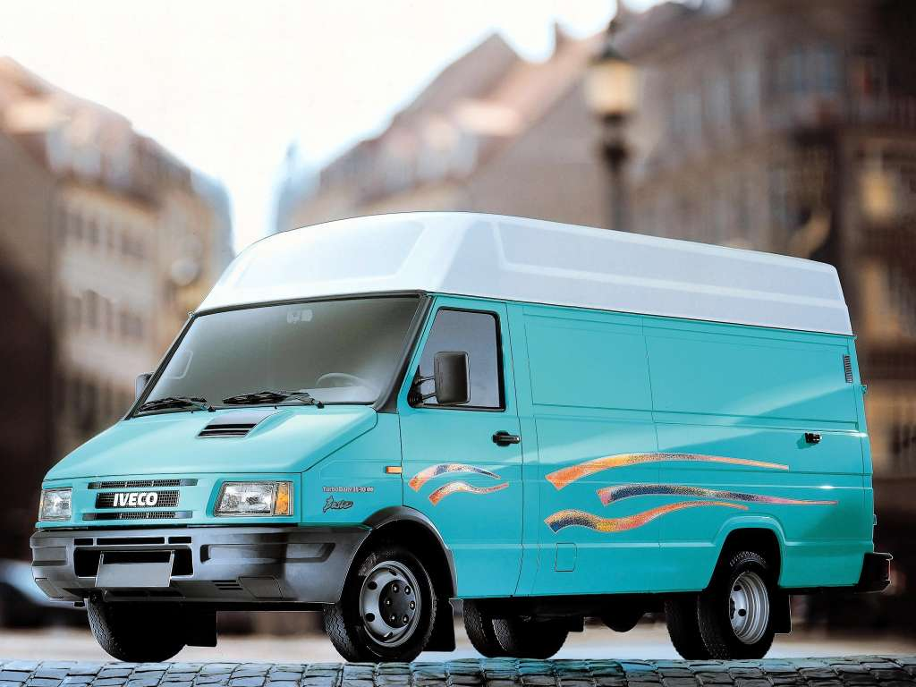 Historie: Iveco Daily