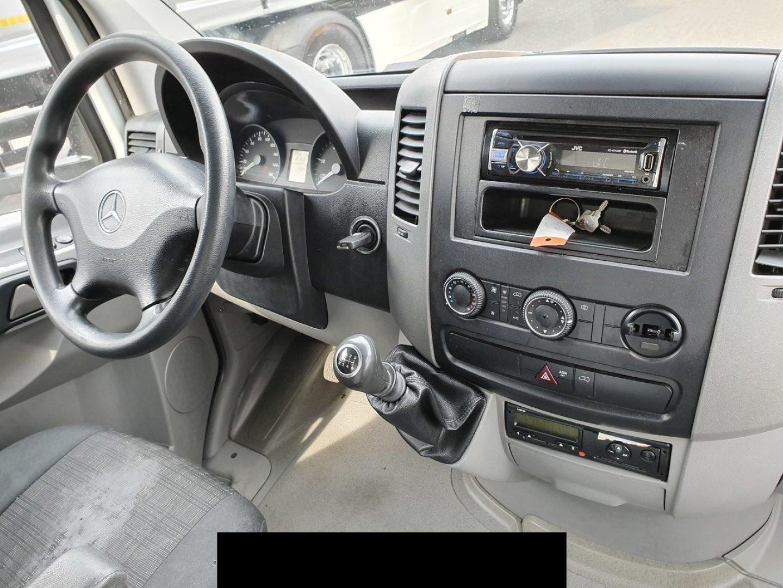 Mercedes Sprinter 516 CDI 160pk   Vanscentre